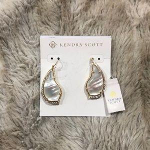 NWT Kendra Scott drop earrings